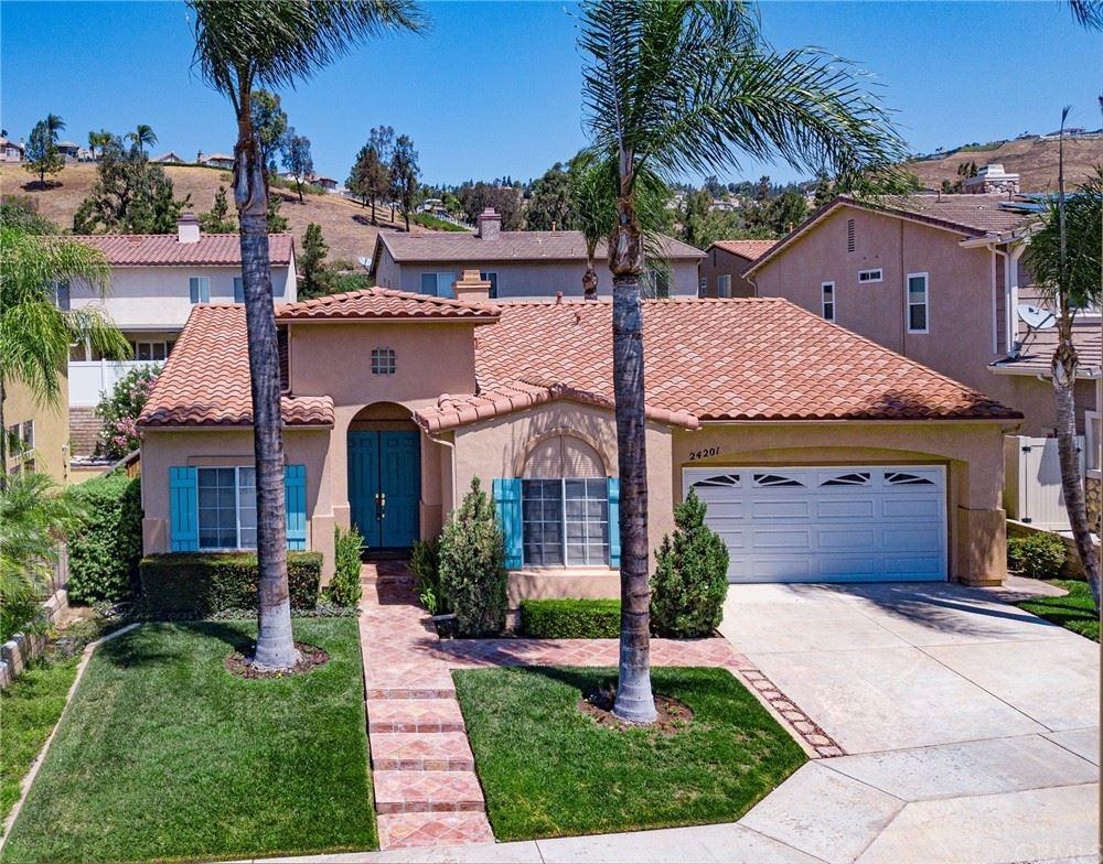 24201 Rancho Santa Ana Road, Yorba Linda, CA 92887 - MLS#: PW21169318