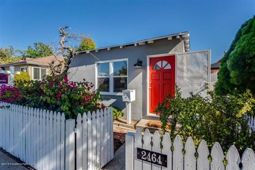 Photo of 2464 Ocean Park Boulevard, Santa Monica, CA 90405 (MLS # 819004319)