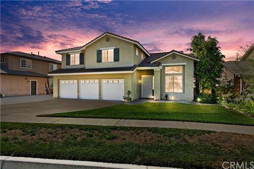 Photo of 10123 Thorpe Court, Rancho Cucamonga, CA 91737 (MLS # IG20164319)