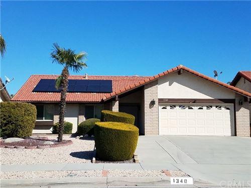 Photo of 1340 Cherry Drive, Hemet, CA 92545 (MLS # SW20034319)