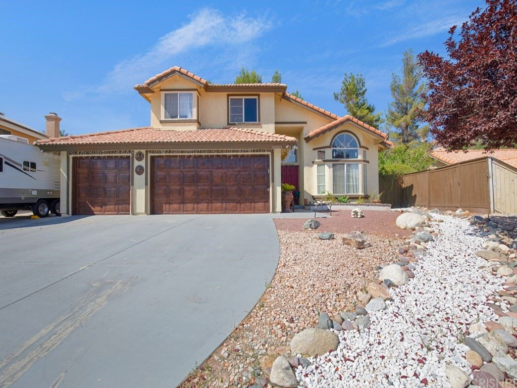 36505 Mustang Lane, Palmdale, CA 93550 - MLS#: SR21164319
