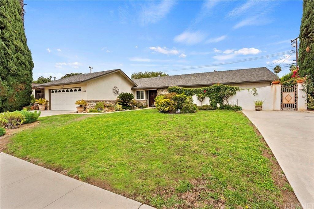 2334 Goldsmith Avenue, Thousand Oaks, CA 91360 - MLS#: SR21226319