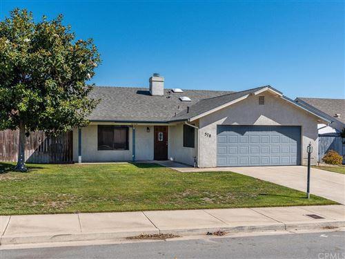 Photo of 578 January Street, Nipomo, CA 93444 (MLS # PI21229320)