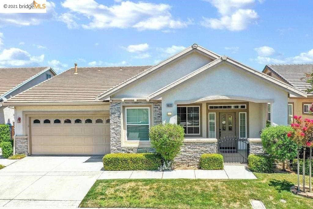1022 Bismarck Terrace, Brentwood, CA 94513 - MLS#: 40960321
