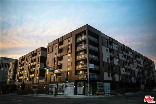 Photo of 1515 Wilshire Boulevard #321, Los Angeles, CA 90017 (MLS # 21797322)