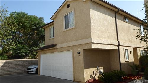 Photo of 9155 Cedros Avenue #12, Panorama City, CA 91402 (MLS # SR21208322)