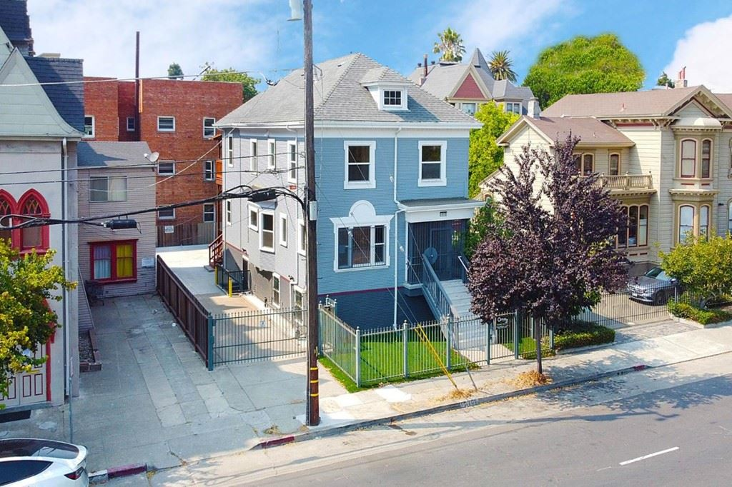 1015 Martin Luther King Jr Way, Oakland, CA 94607 - MLS#: ML81861322