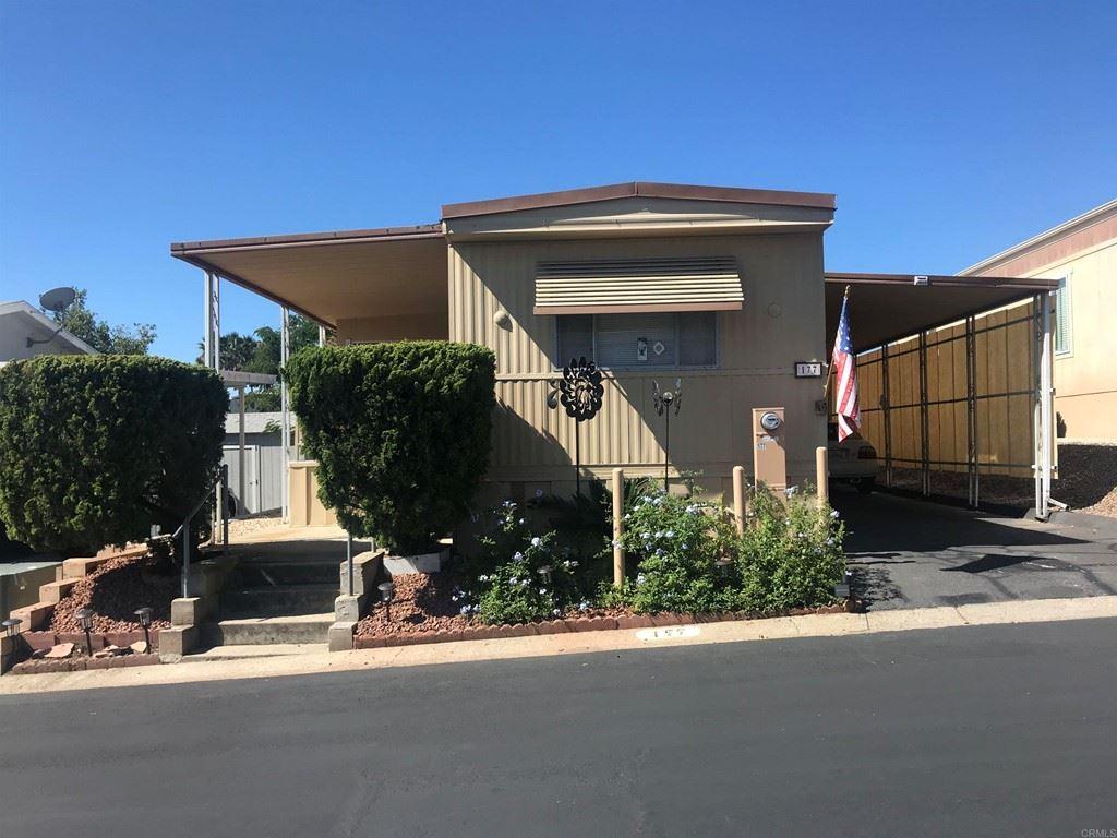 525 W El Norte Parkway W #177, Escondido, CA 92026 - MLS#: NDP2111322