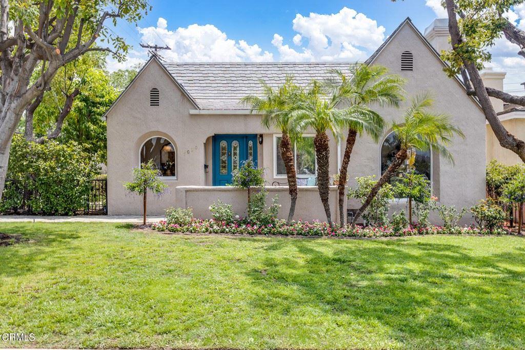 7030 N Vista Street, San Gabriel, CA 91775 - MLS#: P1-5322