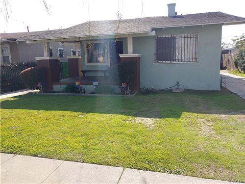 Photo of 1522 W 56th Street, Los Angeles, CA 90062 (MLS # IN21236323)
