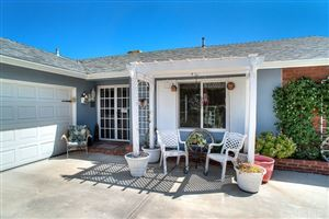 Photo of 20308 Cedarcreek Street, Canyon Country, CA 91351 (MLS # SR19245323)