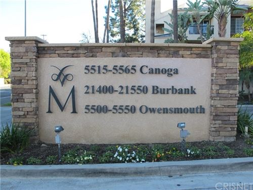 Tiny photo for 5500 Owensmouth Avenue #223, Woodland Hills, CA 91367 (MLS # SR21032323)
