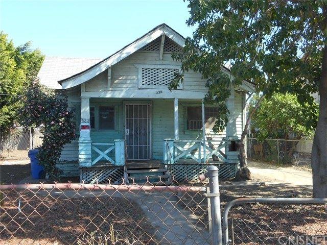 322 N Eastman Avenue, East Los Angeles, CA 90063 - MLS#: SR21043323