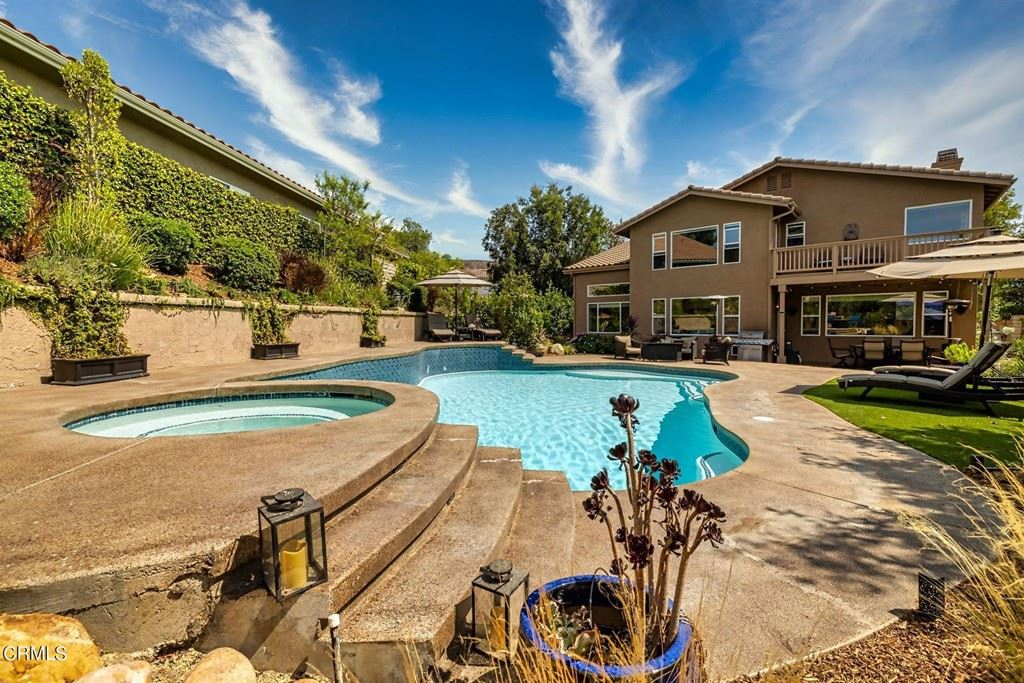 2784 Autumn Ridge Drive, Thousand Oaks, CA 91362 - #: V1-7323
