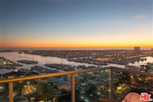Photo of 13700 MARINA POINTE Drive #1802, Marina del Rey, CA 90292 (MLS # 19418324)