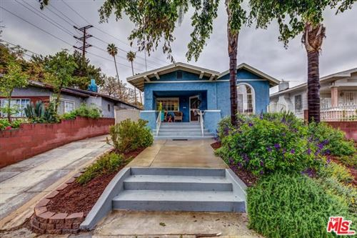 Photo of 5605 ALDAMA Street, Los Angeles, CA 90042 (MLS # 20564324)
