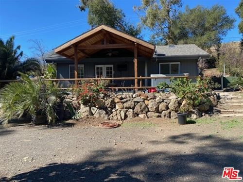 Photo of 12550 Yerba Buena Road, Malibu, CA 90265 (MLS # 21696324)