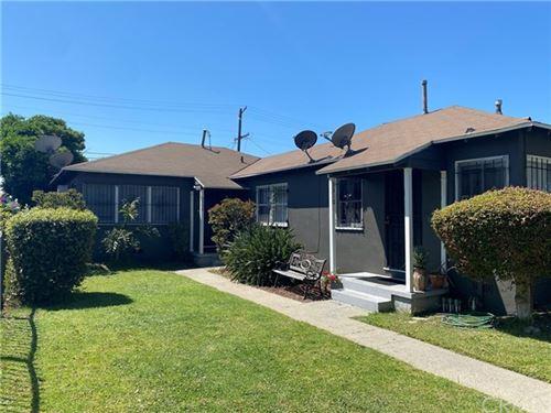 Photo of 3308 W Imperial, Inglewood, CA 90303 (MLS # OC21084324)