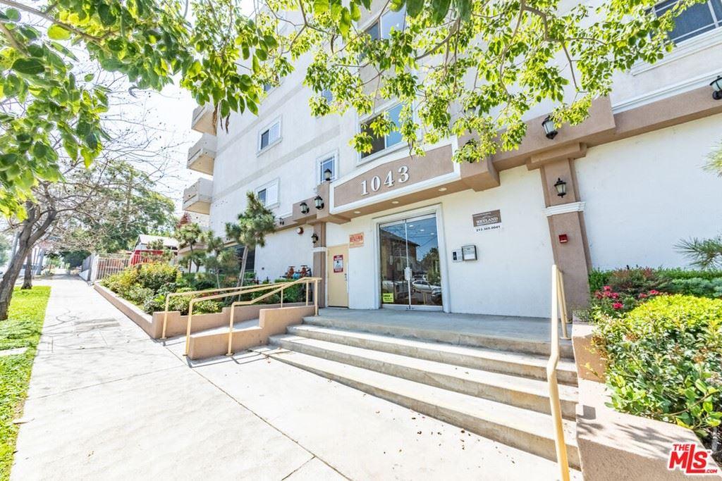 1043 S Kenmore Avenue #306, Los Angeles, CA 90006 - MLS#: 21788324