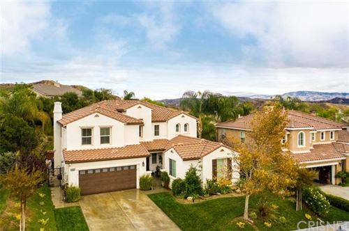Photo of 28462 Redwood Canyon Place, Saugus, CA 91390 (MLS # SR19279325)