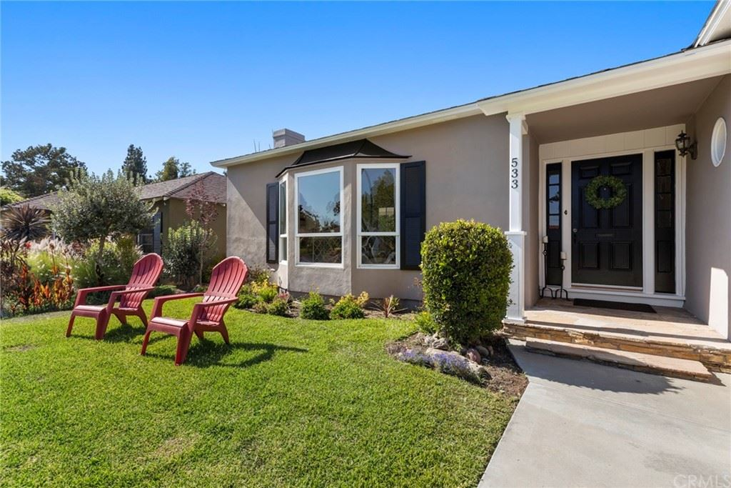 Photo of 533 W Valley View Drive, Fullerton, CA 92835 (MLS # PW21166325)