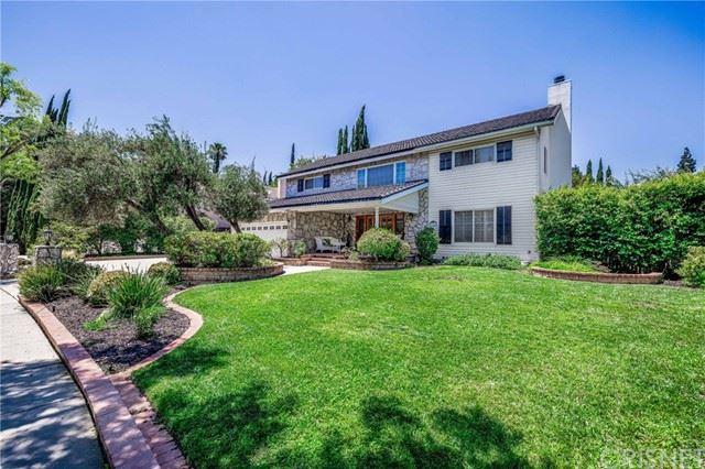 Photo of 17311 Halsey Street, Granada Hills, CA 91344 (MLS # SR21148325)