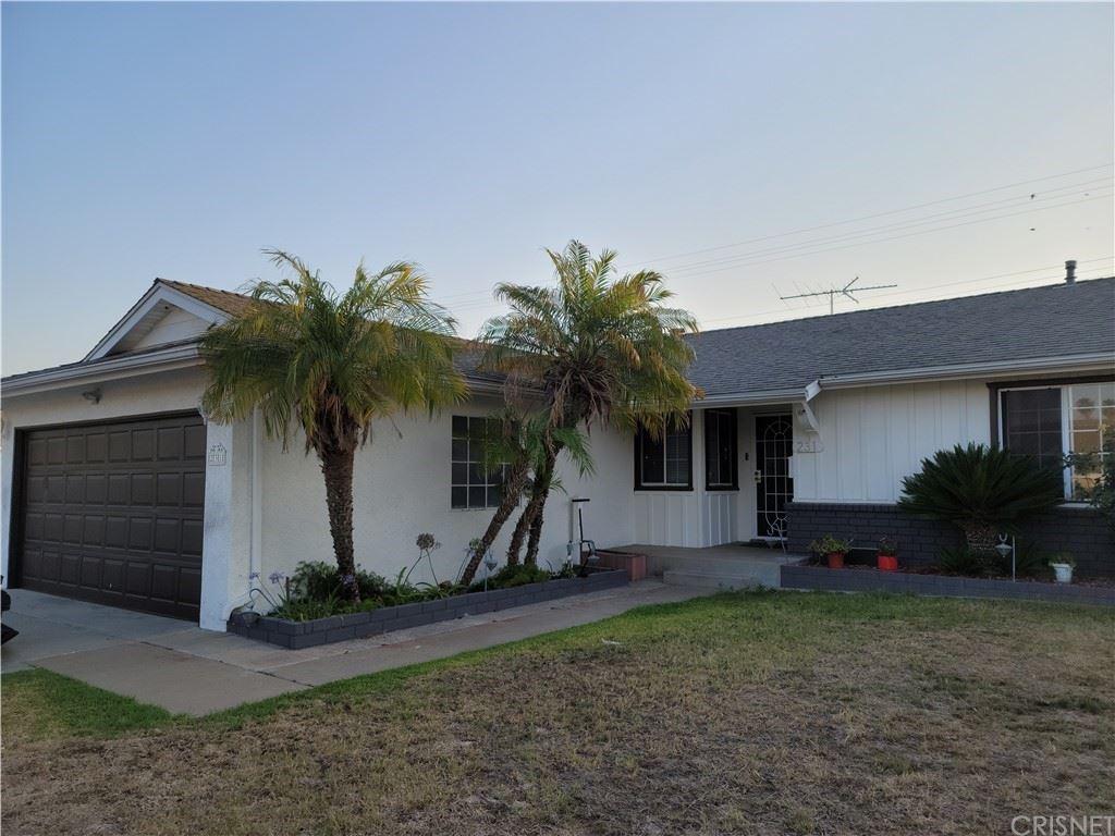 231 N Bel Air Street, Anaheim, CA 92801 - MLS#: SR21158325