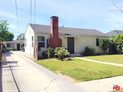 Photo of 3844 W 111TH Place, Inglewood, CA 90303 (MLS # 20578326)
