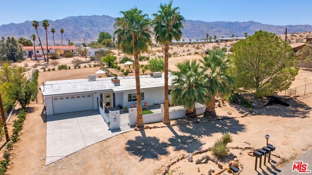 73467 Desert Trail Drive, Twentynine Palms, CA 92277 - MLS#: 21777326