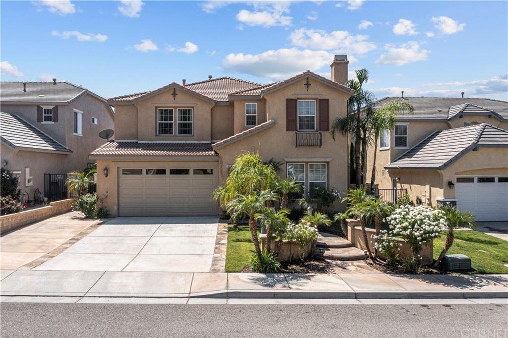 19536 Castille Lane, Santa Clarita, CA 91350 - MLS#: SR21206326