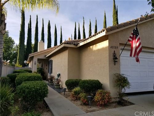 Photo of 40189 Via Aguadulce, Murrieta, CA 92562 (MLS # SW20224327)