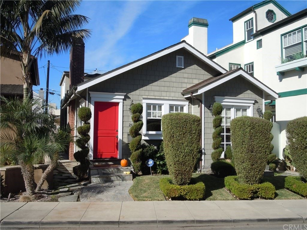263 Ginevra, Long Beach, CA 90803 - MLS#: PW21189327