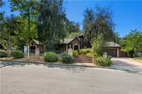 Photo of 4301 Valley Meadow Road, Encino, CA 91436 (MLS # SR21155329)