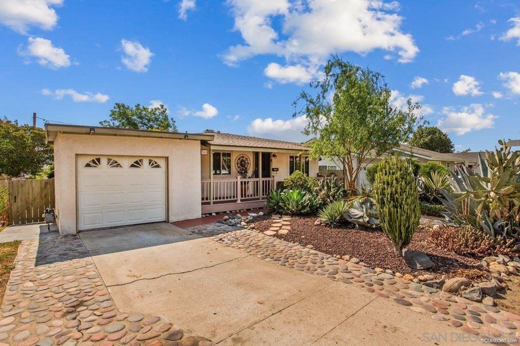 765 N Cuyamaca St, El Cajon, CA 92020 - MLS#: 210018329