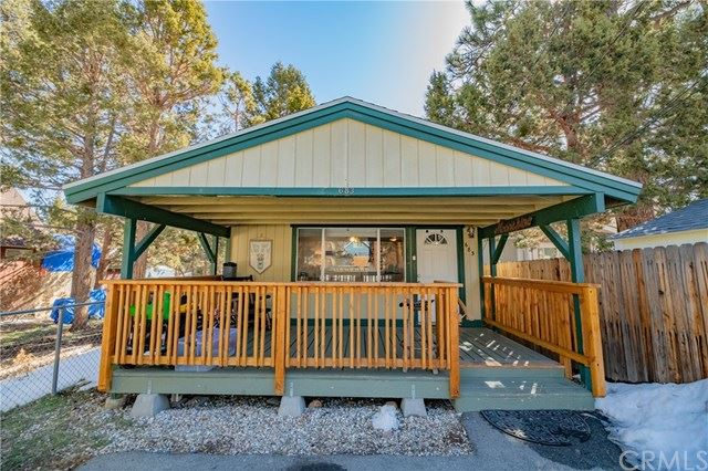 683 Los Angeles Avenue, Big Bear City, CA 92386 - MLS#: PW21058329