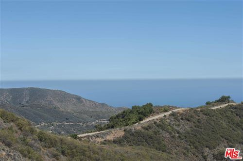 Photo of 0 Ramera Motorway, Malibu, CA 90265 (MLS # 20547330)