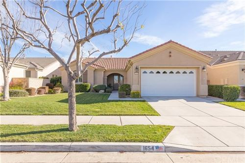 Photo of 1654 Camino Cresta, Hemet, CA 92545 (MLS # SW20006330)
