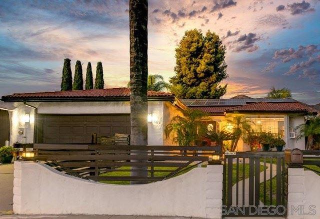 7615 Rowena St, San Diego, CA 92119 - #: 200036330