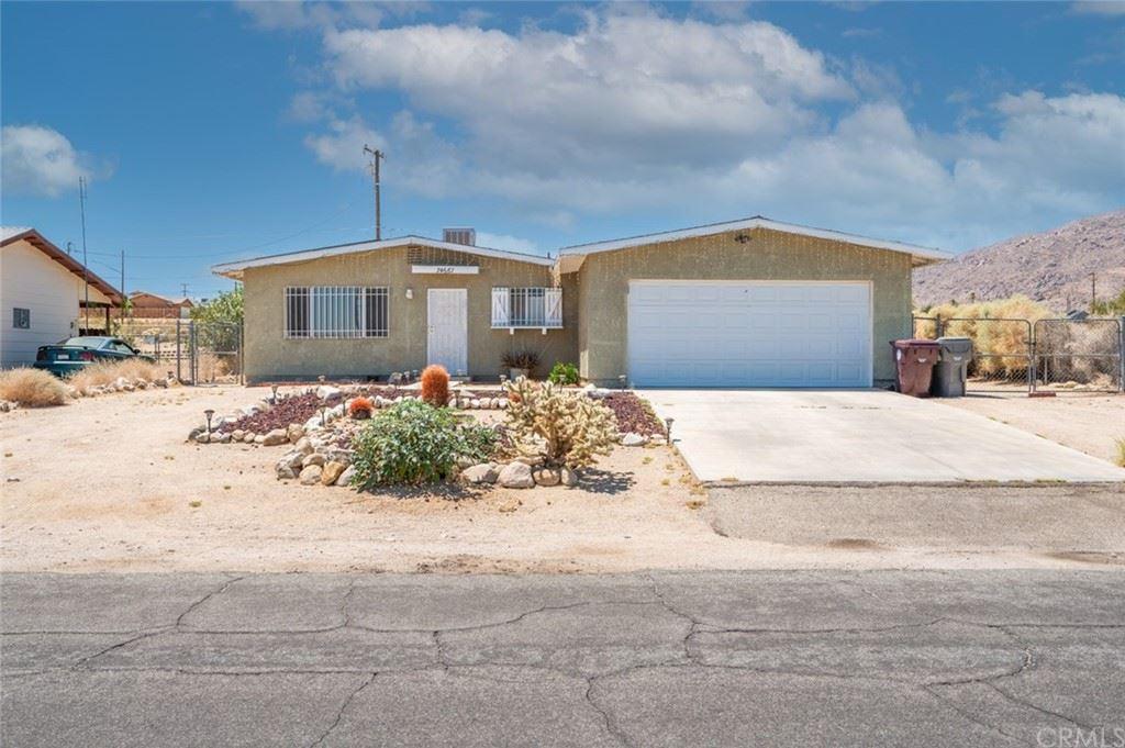 74667 Serrano Drive, Twentynine Palms, CA 92277 - MLS#: JT21141330