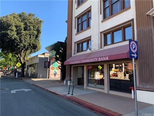 Photo of 863 Marsh Street, San Luis Obispo, CA 93401 (MLS # SP20263331)