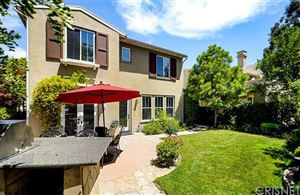 Tiny photo for 26833 Augusta Place, Valencia, CA 91355 (MLS # SR19212331)
