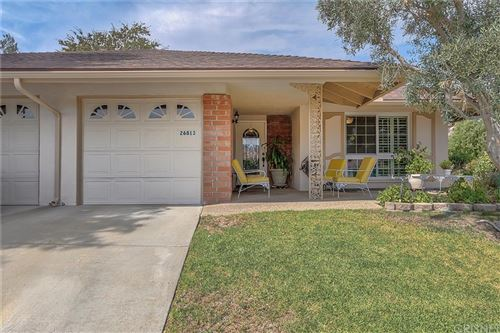 Photo of 26813 Oak Branch Circle #A, Newhall, CA 91321 (MLS # SR21223331)
