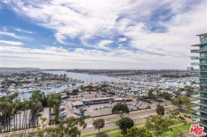 Photo of 13650 MARINA POINTE Drive #902, Marina del Rey, CA 90292 (MLS # 19465332)