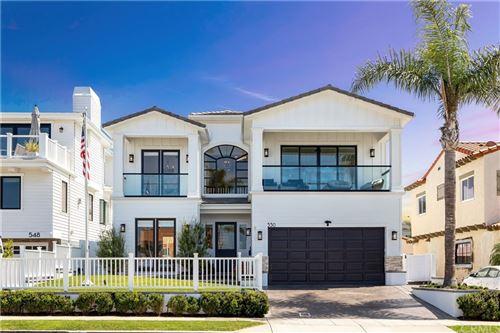 Photo of 550 S Helberta Avenue, Redondo Beach, CA 90277 (MLS # SB21204332)