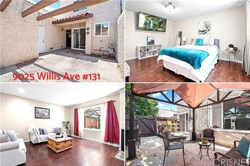 Photo of 9025 Willis Avenue #131, Panorama City, CA 91402 (MLS # SR21148332)