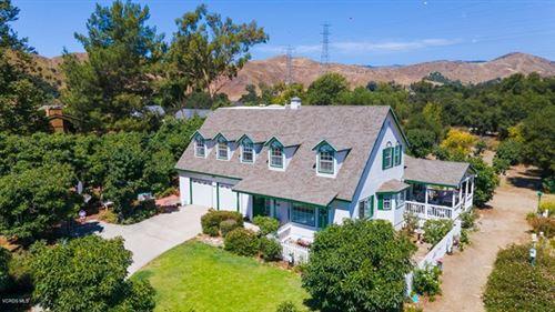 Photo of 1480 Magnolia Drive, Santa Paula, CA 93060 (MLS # V0-220008332)