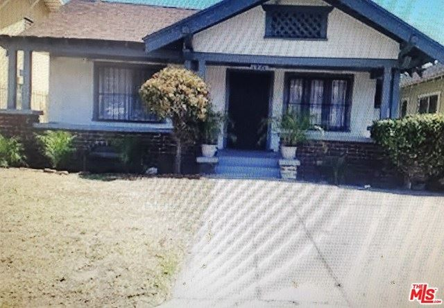 1256 W 51ST Place, Los Angeles, CA 90037 - #: 20594332