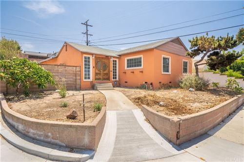 Photo of 11602 Tarron Avenue, Hawthorne, CA 90250 (MLS # CV21163333)