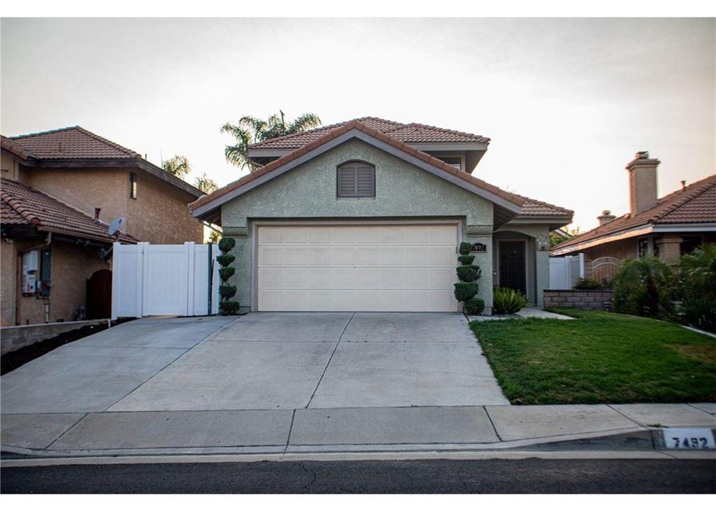 7492 Brookside Road, Rancho Cucamonga, CA 91730 - MLS#: IV21152333