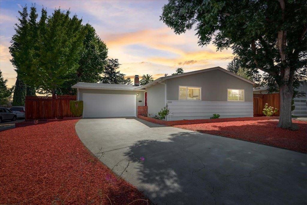 1310 Vernal Drive, San Jose, CA 95130 - MLS#: ML81854333